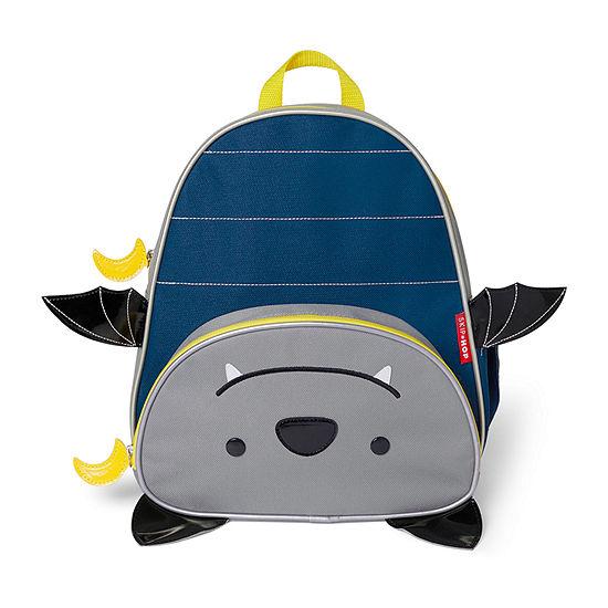 Skip Hop Zoo Activity Bat Unisex Animal Backpack