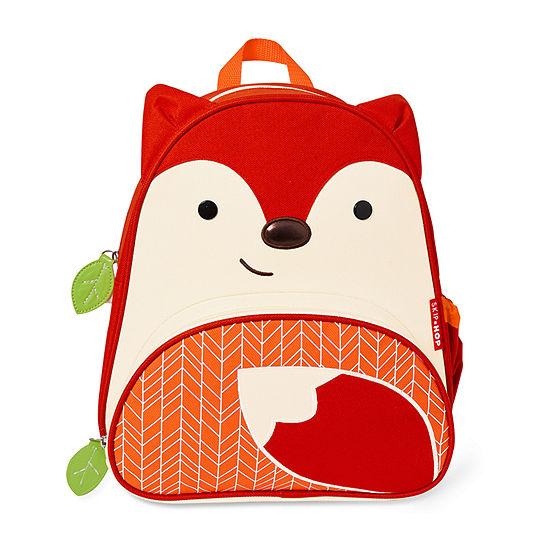 Skip Hop Zoo Activity Fox Animal Backpack