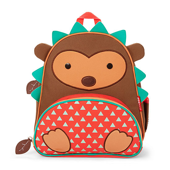 Skip Hop Zoo Activity Hedgehod Unisex Animal Backpack