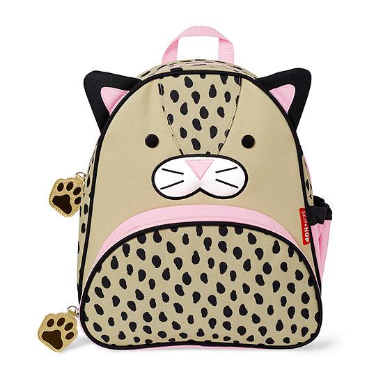 Skip Hop Zoo Activity Leopard Girls Leopard Backpack