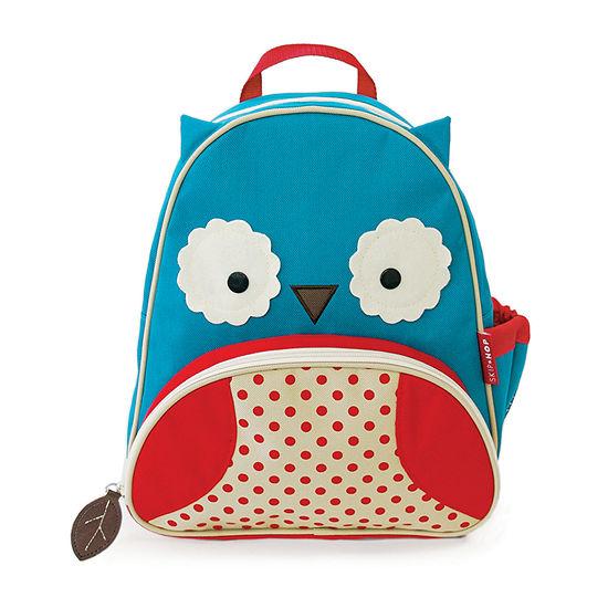 Skip Hop Zoo Activiy Owl Unisex Animal Backpack