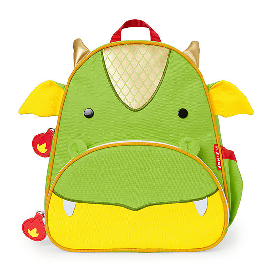 Skip Hop Zoo Activity Dragon Unisex Animal Backpack