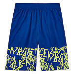 Xersion Boys Elastic Waist Basketball Short