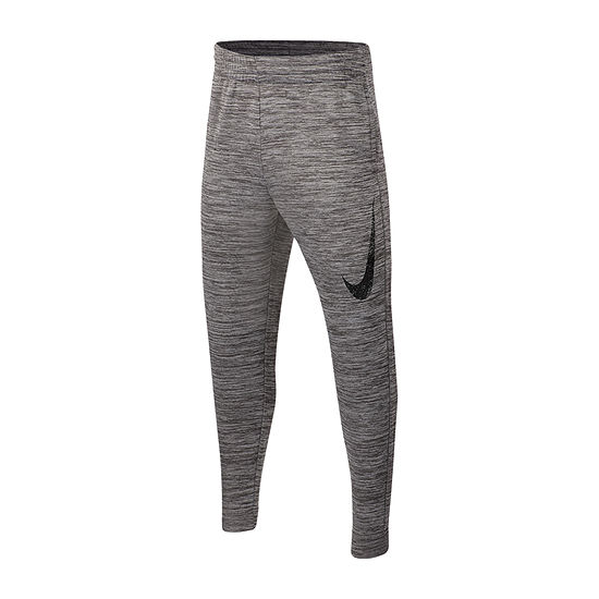 Nike Performance Fleece Big Boys Cinched Jogger Pant