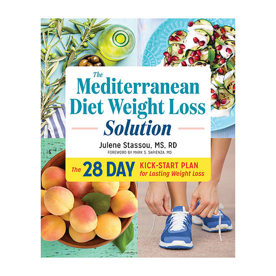The Mediterranean Diet Weight Loss Solution