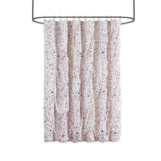 Intelligent Design Lara Shower Curtain