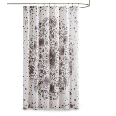 Intelligent Design Lia Shower Curtain
