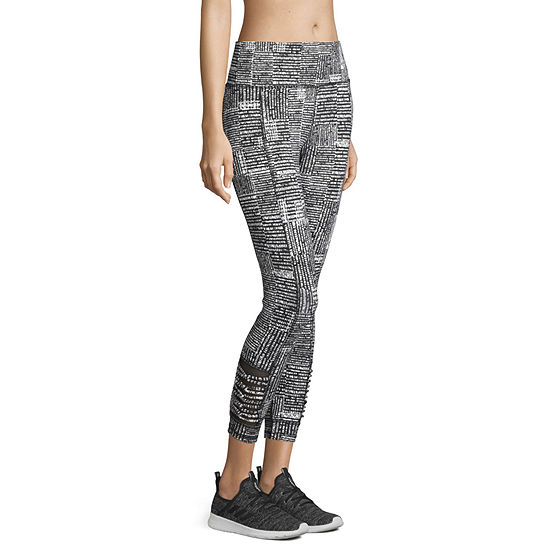 Xersion Womens Mid Rise Slim Legging