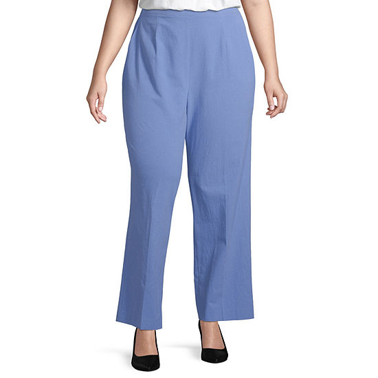 Summer Wind Alfred Dunner Proportioned Short Pant - Plus