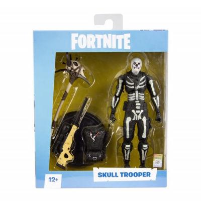 "McFarlane Fortnite 7"" Figure - Skull Trooper"