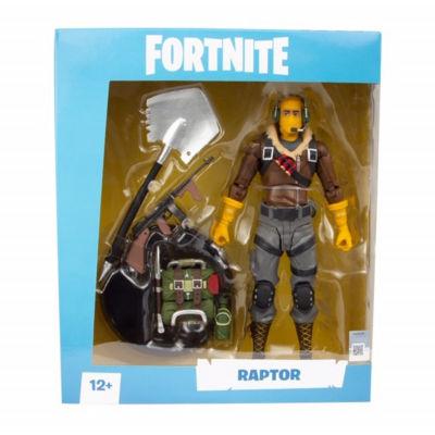 "McFarlane Fortnite 7"" Figure - Raptor"
