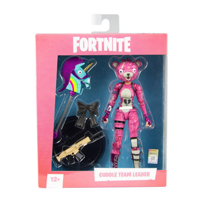 """McFarlane Fortnite 7"""" Figure - Cuddle Team Leader"""