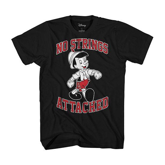 Mens Pinocchio Graphic T-Shirt