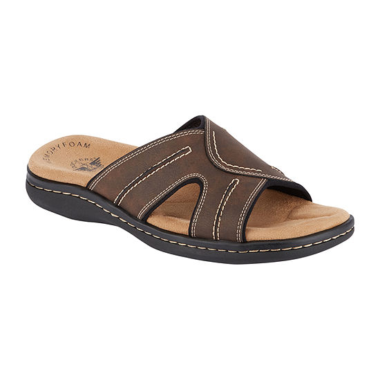 Dockers Mens Sunland Slide Sandals