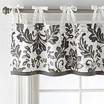 JCPenney Home Bailey Tie-Top Valance