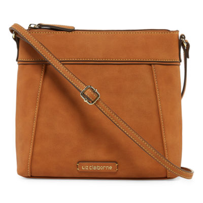 Liz Claiborne Faithe Crossbody Bag