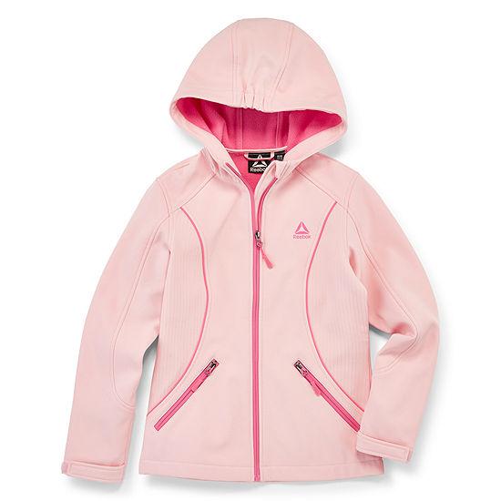 Reebok Girls Lightweight Softshell Jacket