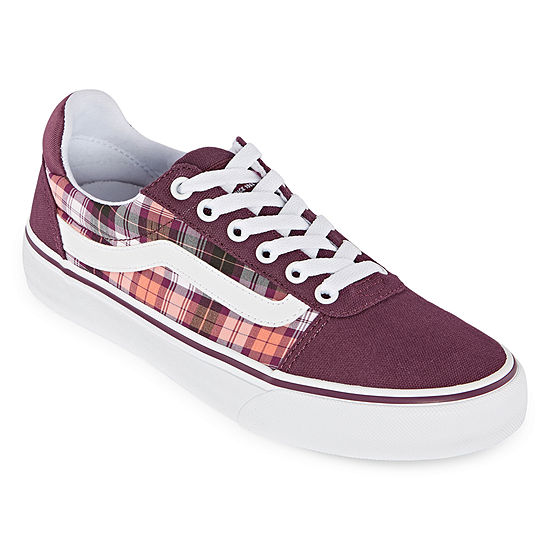 4c553c10 Vans Ward Dx Womens Skate Shoes Lace-up