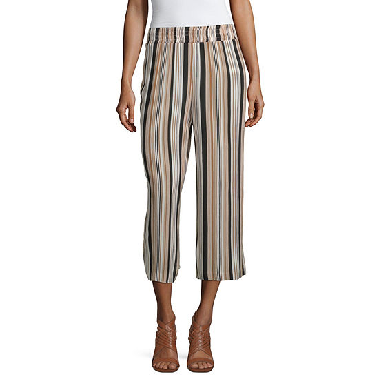 Alyx Mid Rise Cropped Pants