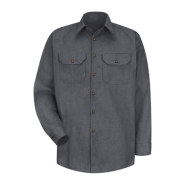 Red Kap® Poplin Uniform Shirt - Big & Tall