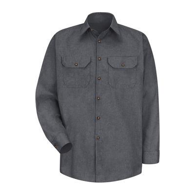 Red Kap® Poplin Uniform Shirt