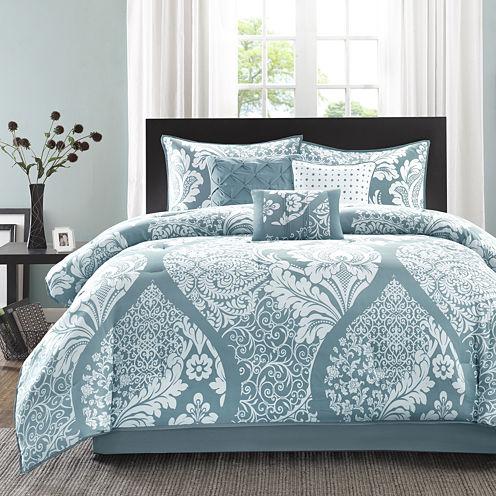 Madison Park Franchesca 7-pc. Comforter Set