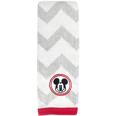 Disney Chevron Mickey Mouse Hand Towel