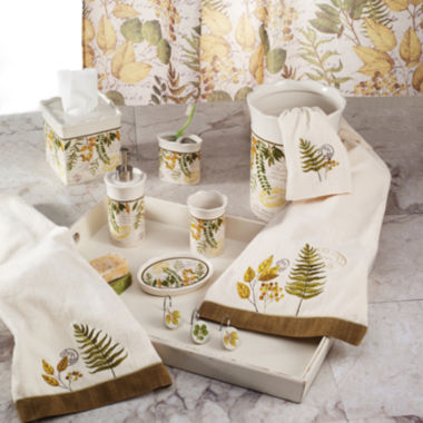 jcpenney.com   Avanti Foliage Garden Bath Collection
