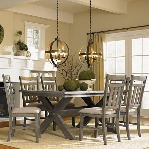 Haverford 7 pc Dining Set JCPenney