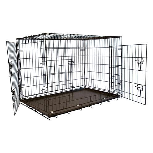 Iconic Pet Double Door Crate