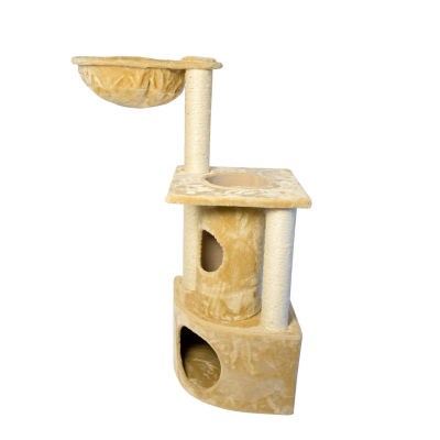 Iconic Pet Peek-a-Boo Cat Tree