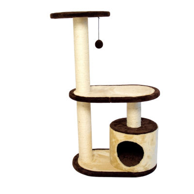 Iconic Pet 3-Level Cat Tree Condo