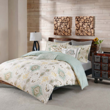 jcpenney.com | INK+IVY Nia 3-pc. Comforter Mini Set & Accessories