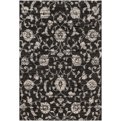 Loloi Emory Floral Rectangular Rug
