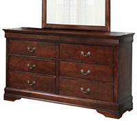 JCPenney deals on Signature Design by Ashley Rudolph Dresser