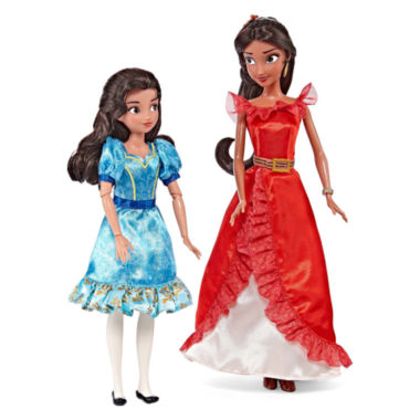 jcpenney.com | Disney® Elena or Isabel Classic Doll