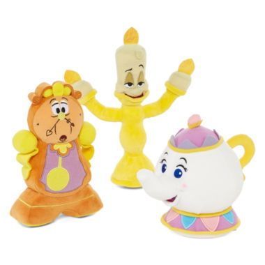 jcpenney.com | Disney® Beauty And Beast Mini Plush