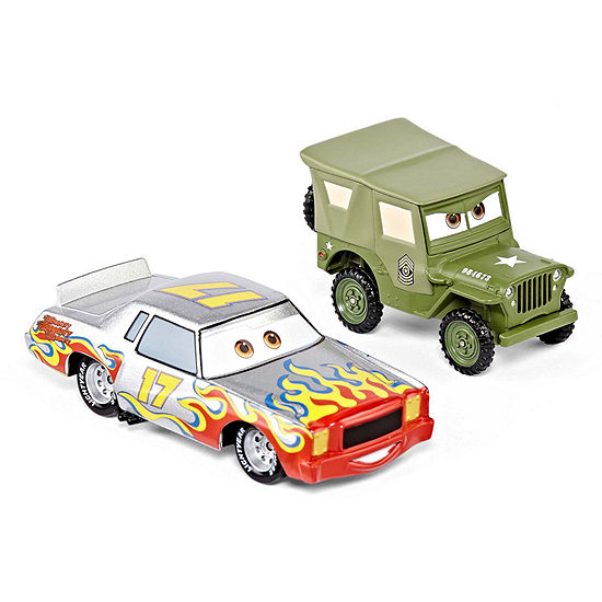 Disney Collection 2 Pk Darrel Sarge Pretend Play