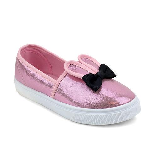 Olivia Miller Bunny Girls Sneakers - Little Kids/Big Kids