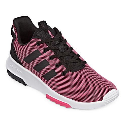 adidas Cloudfoam Racer T Girls Running Shoes - Big Kids