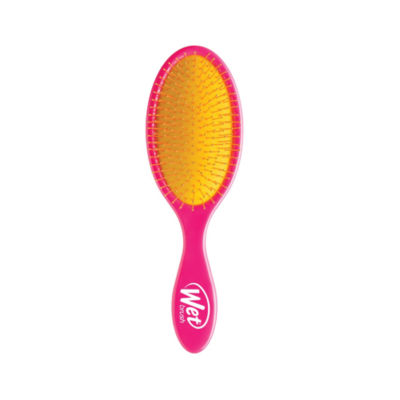 The Wet Brush Detangle Neon Pink Brush