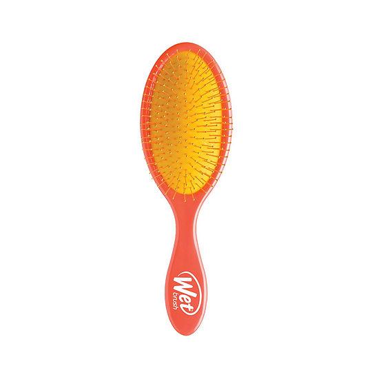 The Wet Brush Detangle Neon Orange Brush