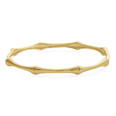 Womens Sterling Silver Bangle Bracelet