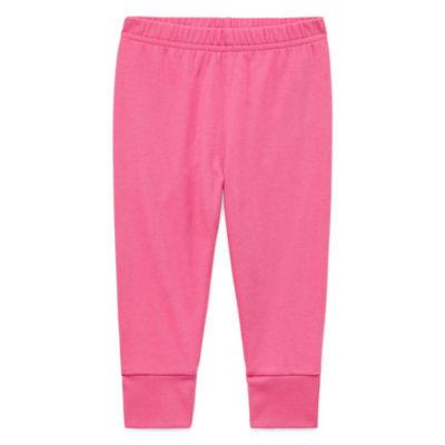 Okie Dokie Pull-On Pants - Baby Girl NB-24M