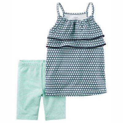Carter's 2-pc. Geometric Pant Set Girls