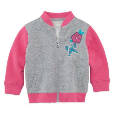 Arizona Girls Varsity Jacket - Baby