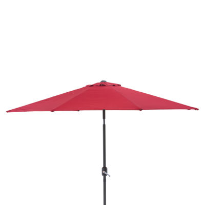 Pillow Perfect 9-Foot Patio Umbrella