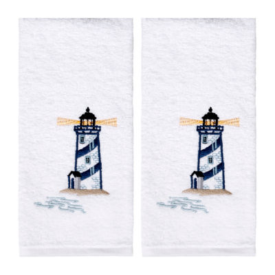 Saturday Knight 2-Pack Lighthouse Hand Towel