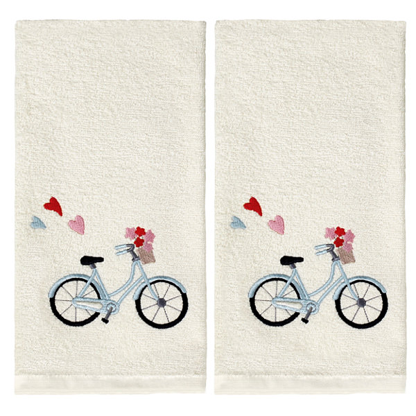 Saturday Knight 2-Pack Bicycle Hand Towel