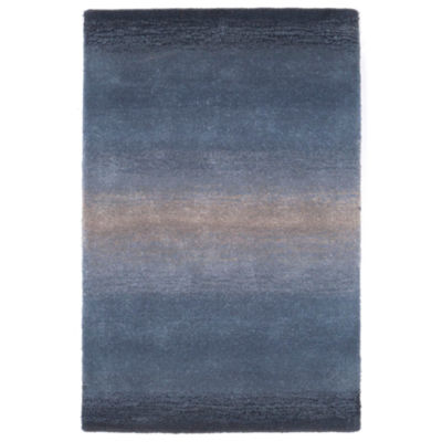 Liora Manne Ombre Horizon Hand Tufted Rectangular Rugs